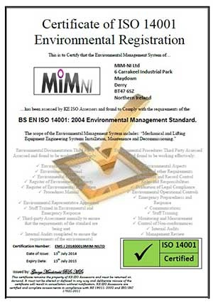 ISO 14001 Mim Engineering 4